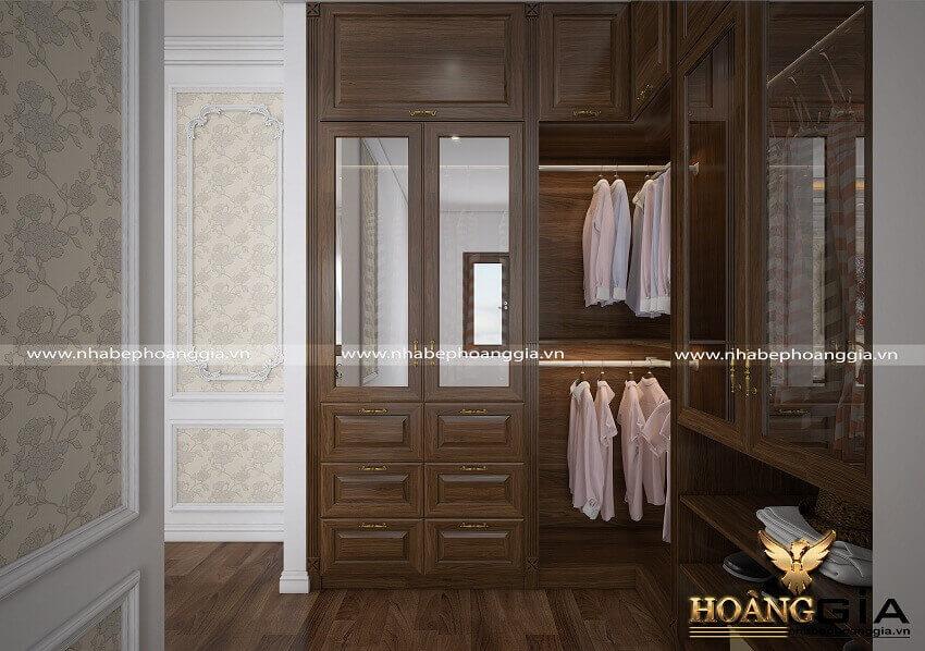 mẫu tủ quần áo phòng ngủ đẹp