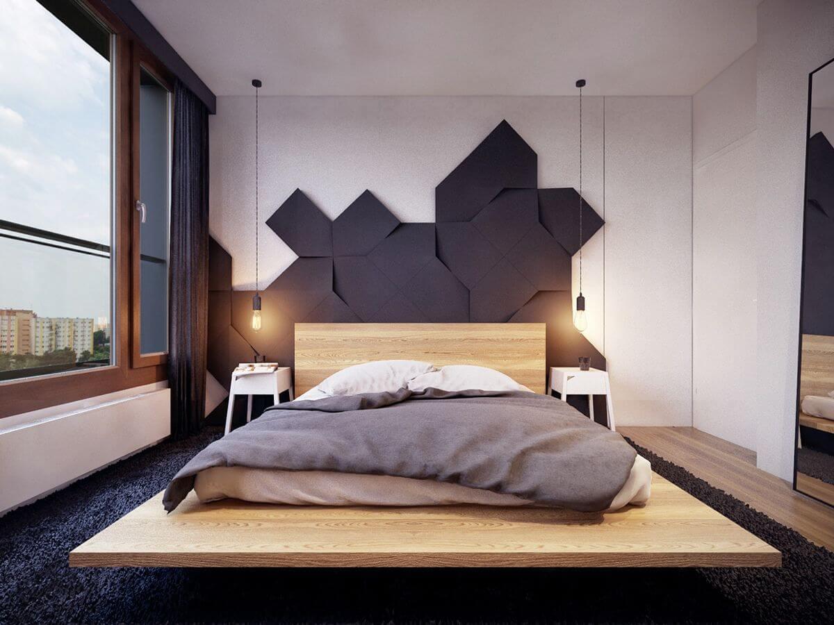 thiết kế và bài trí phòng ngủ đẹp