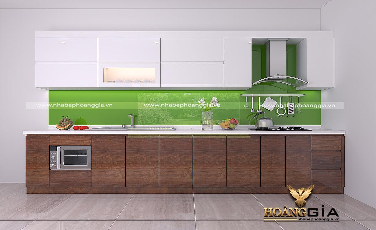 cách lựa chọn tủ bếp Laminate