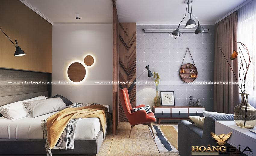 thiết kế căn hộ mini dưới 30m2