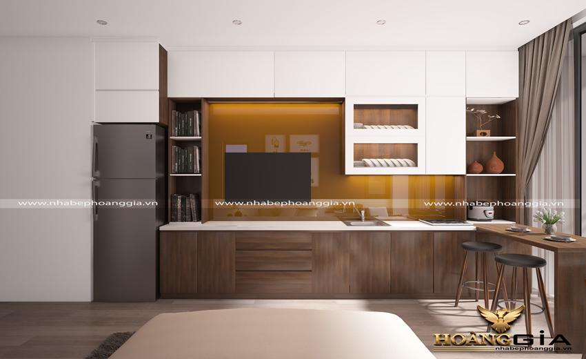 thiết kế phòng ăn cho nhà nhỏ