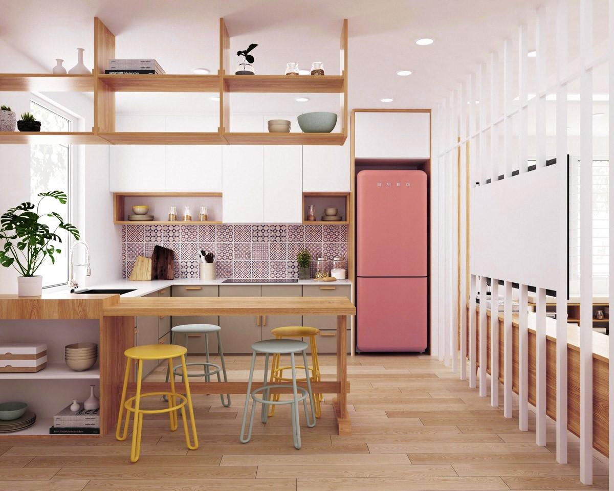 cải tạo phòng bếp