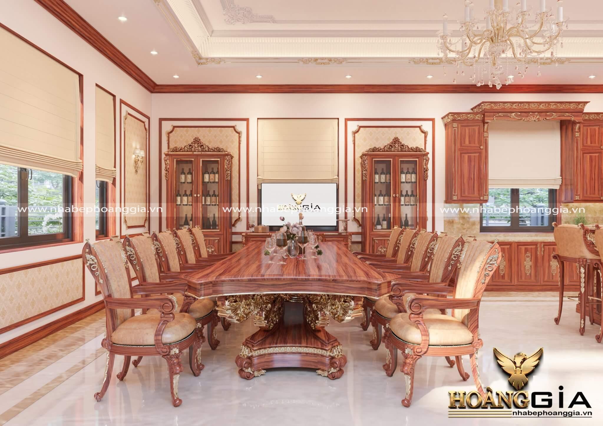 mẫu bàn ghế gỗ gõ đỏ đẹp 2020