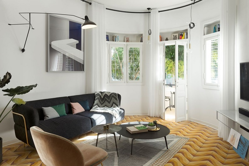 phong cách thiết kế Bauhaus