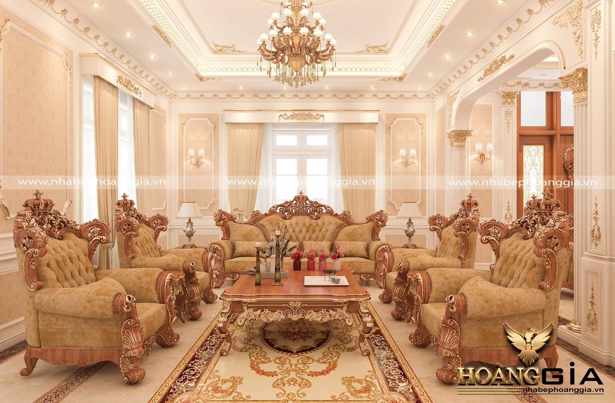 thiết kế bàn ghế phong cách Châu Âu