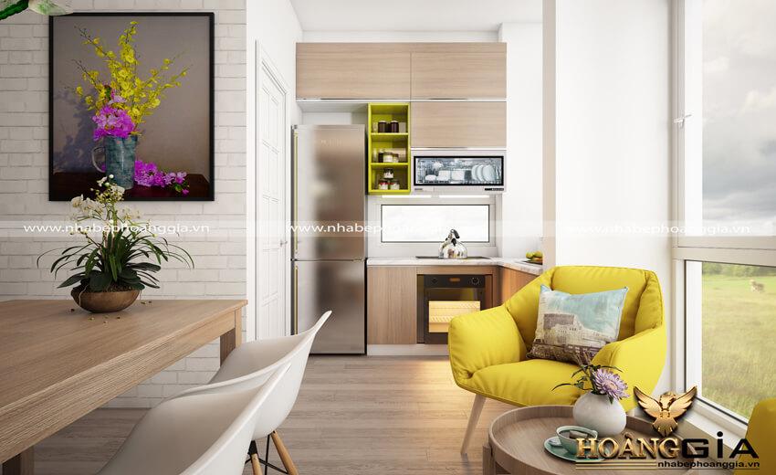 thiết kế thi công tủ bếp tại Phú Thọ