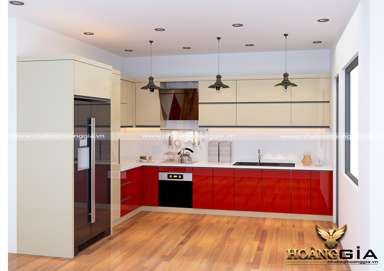 tủ bếp cho người mệnh Thổ