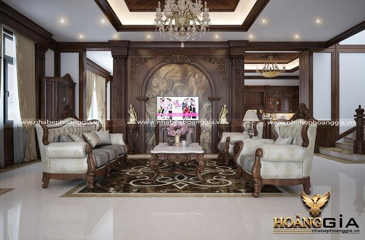 quy luật cơ bản trong thiết kế nội thất