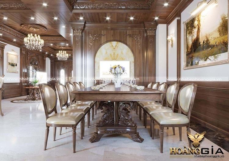 cảm hứng thiết kế nội thất tân cổ điển