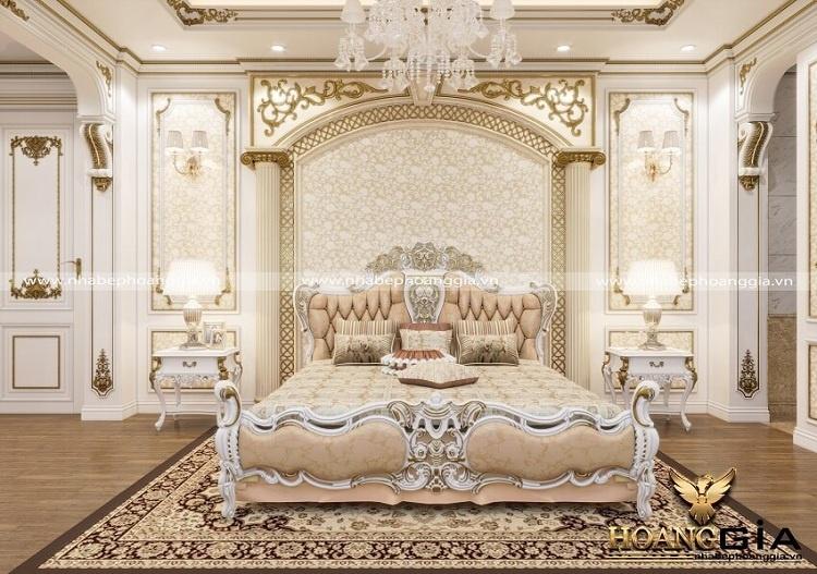 mẫu giường đẹp 2020