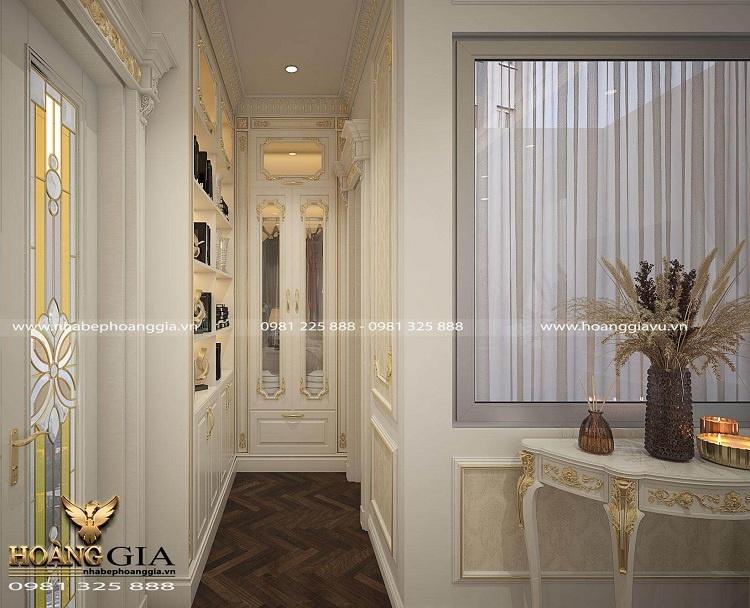 thiết kế phòng ngủ cao cấp nhà biệt thự
