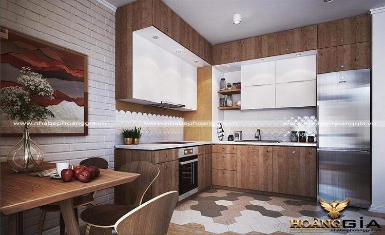 thiết kế thi công tủ bếp tại Nam Định