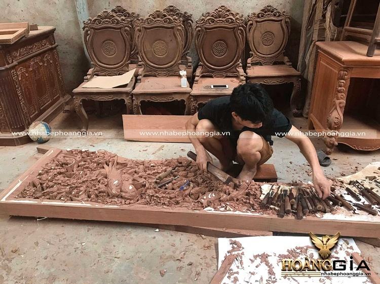 thiết kế thi công nội thất tại Bắc Giang