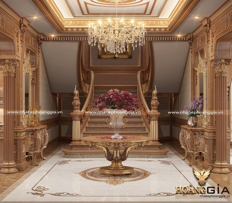 showroom nội thất tân cổ điển tại Hà Nội