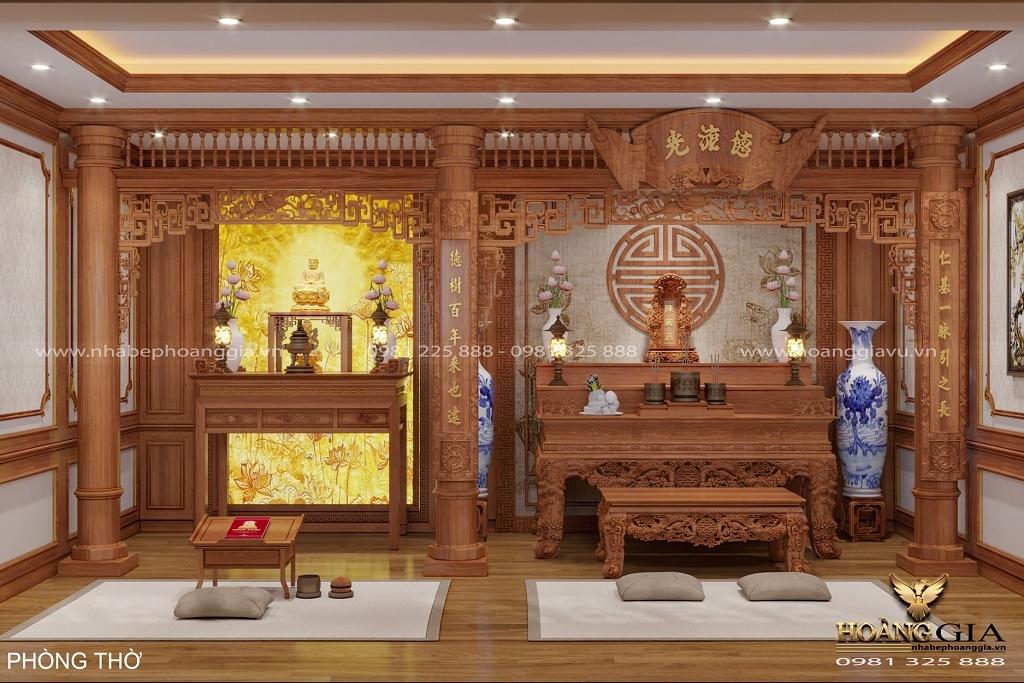 thiết kế thi công kiến trúc nội thất nhà thờ họ