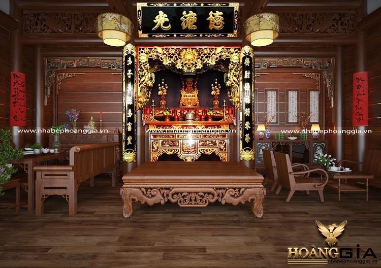 bàn thờ nên dùng gỗ gì là tốt nhất