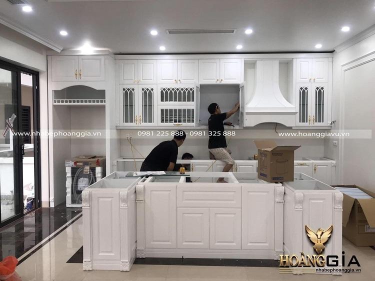 làm tủ bếp đẹp ở đâu