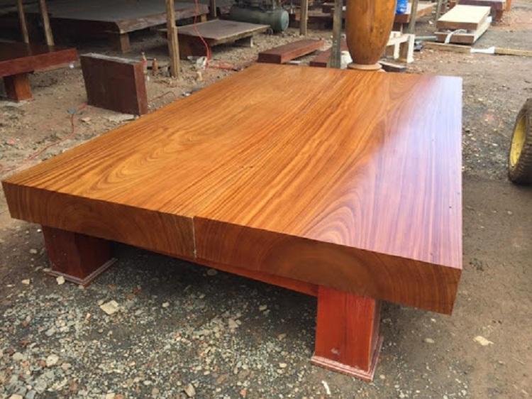 bàn ghế gỗ gõ đỏ có bị mối mọt không