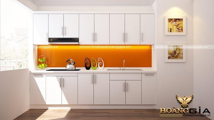 mẫu tủ bếp gỗ An Cường đẹp