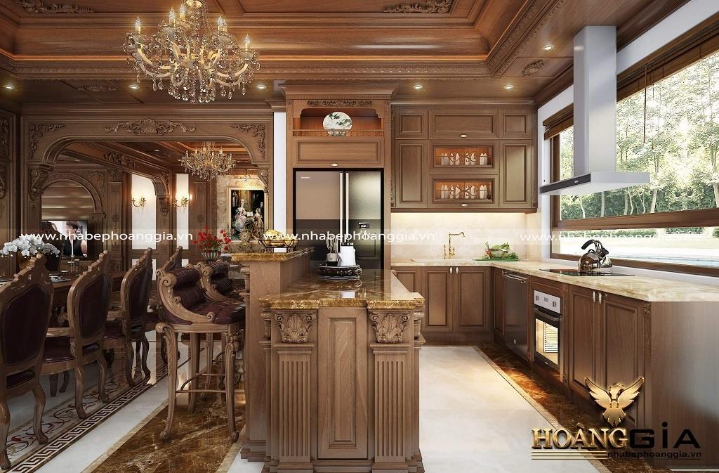 mẫu thiết kế nội thất tân cổ điển