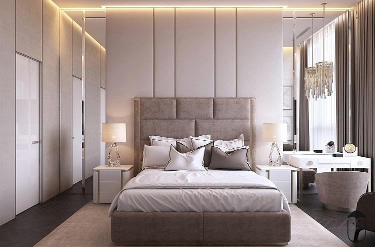 mẫu thiết kế phòng ngủ nhỏ 10m2