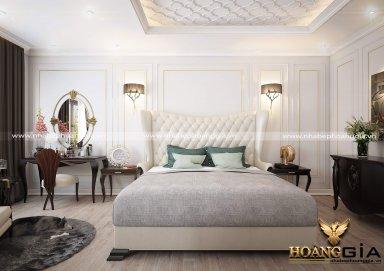 Mẫu thiết kế phòng ngủ tân cổ điển PNTCD 29