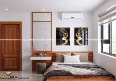 Công trình thiết kế và thi công nội thất chung cư Ecohome 3 – Hà Nội