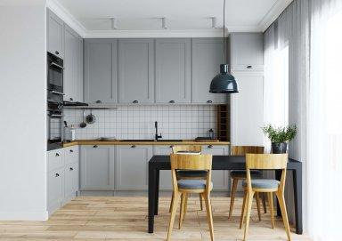 Cách bài trí bàn ăn cho căn bếp nhỏ hợp lý và khoa học