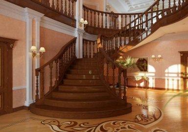 Tại sao không nên bố trí cầu thang đi thẳng ra hướng cửa chính?