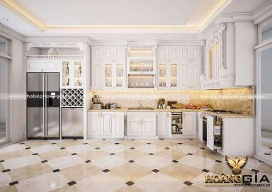 Tham khảo cách tính mét dài tủ bếp chính xác nhất
