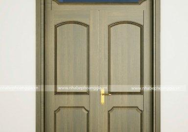 Mẫu cửa chính cho nhà chung cư
