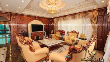 Đơn vị thiết kế thi công nội thất biệt thự tại Quảng Bình uy tín