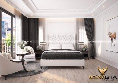 Mẫu thiết kế phòng ngủ cao cấp PNCC05