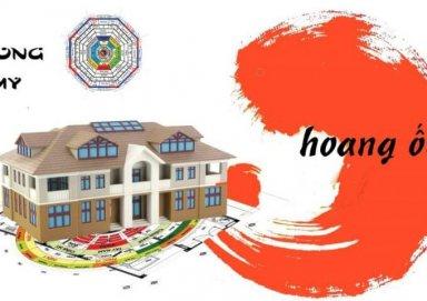 Tìm hiểu cách tính Hoang Ốc trong xây nhà
