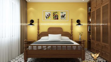 Tư vấn kê giường ngủ cho người mệnh Thổ theo phong thủy