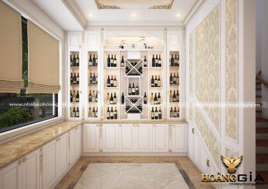 Tìm hiểu về thông số kích thước tiêu chuẩn tủ rượu