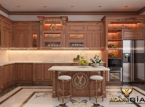 Làm tủ bếp đẹp ở đâu uy tín, chuyên nghiệp?