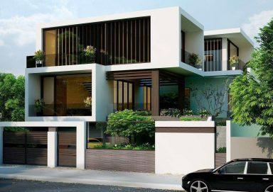 Tổng hợp các mẫu biệt thự 3 tầng hiện đại đầy ấn tượng