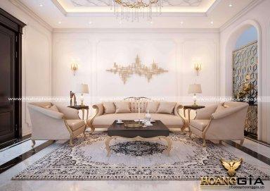 Nhà đẹp với việc phân chia không gian nội thất hợp lý