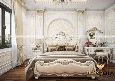 Cuốn hút với nét đẹp tinh tế của mẫu phòng ngủ cao cấp