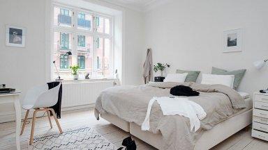 Tinh tế với các mẫu phòng ngủ đẹp phong cách Scandinavian 2019