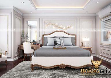 Khám phá vẻ đẹp tinh tế trong mẫu thiết kế phòng ngủ nhà anh Tú