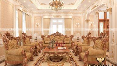 Top 10 mẫu sofa gỗ gõ đỏ đẹp nhất 2021