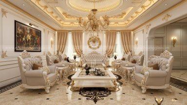 Top 15 mẫu sofa cho biệt thự sang trọng đẳng cấp 2021