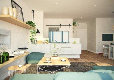 Nét cuốn hút của mẫu thiết kế căn hộ phong cách Scandinavian ấn tượng