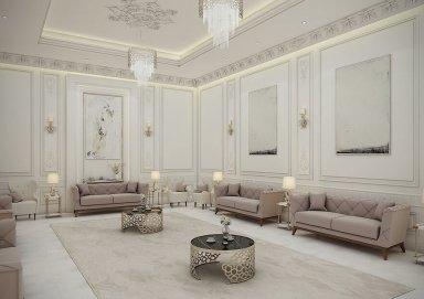 Mẫu thiết kế nội thất tân cổ điển TCD 02