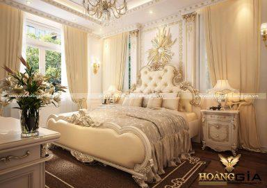 Mẫu thiết kế nội thất phòng ngủ cao cấp PNCC 13