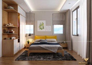 Mẫu thiết kế phòng ngủ hiện đại PNHĐ 21