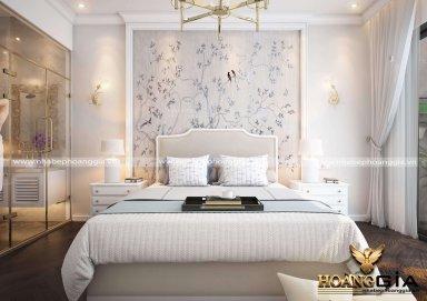 Mẫu thiết kế phòng ngủ khách sạn sang trọng đầy cuốn hút