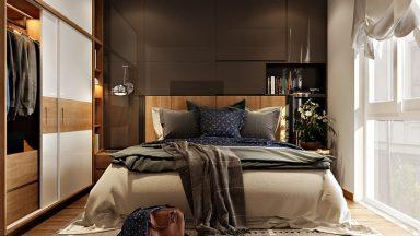 Top 10 mẫu thiết kế phòng ngủ nhỏ 10m2 SIÊU ĐẸP 2021
